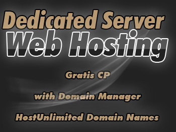 Half-price dedicated hosting server provider